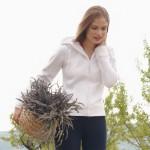 Hettejakke Fruit of the Loom 62-924 LadyFit Hooded Sweat jacket