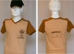 T-skjorte for kunde med motiv BugRun 2012