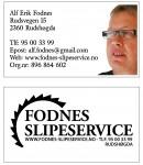 Visittkort for kunde, begge sider