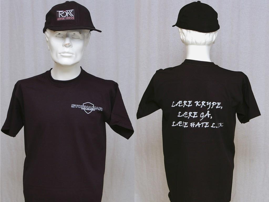 Storhamar Supporterunion t-skjorte